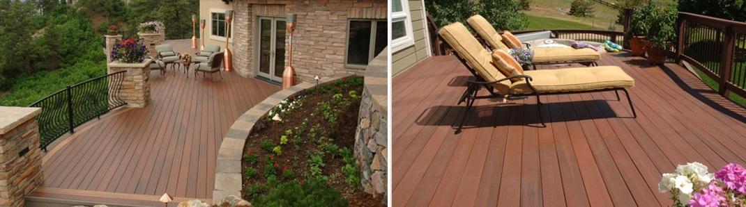 Pisos deck en madera compuesta wpc para exterior colombia - Piso para terraza economico ...